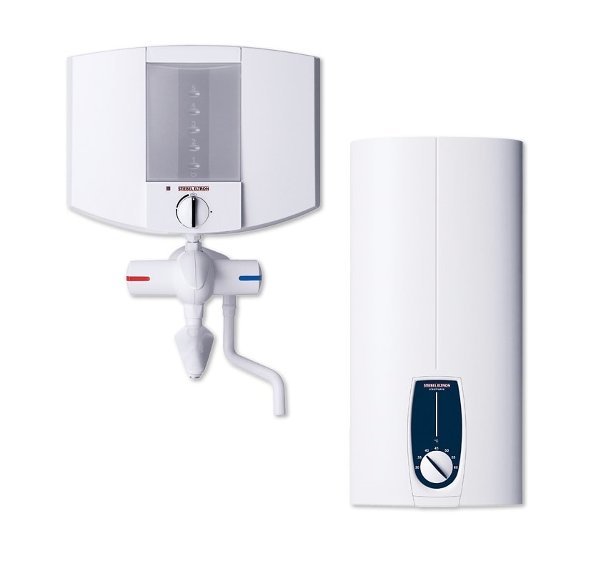 Instantaneous water heaters
