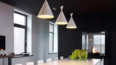 Delta Light Pendant lights