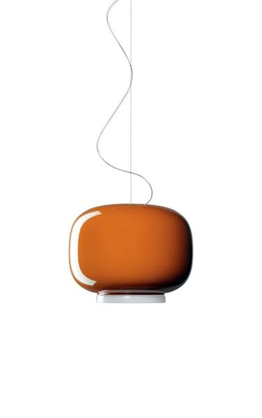 Foscarini Chouchin 1 Mylight E27 (Bluetooth) FO 210071EML53 Orange / White