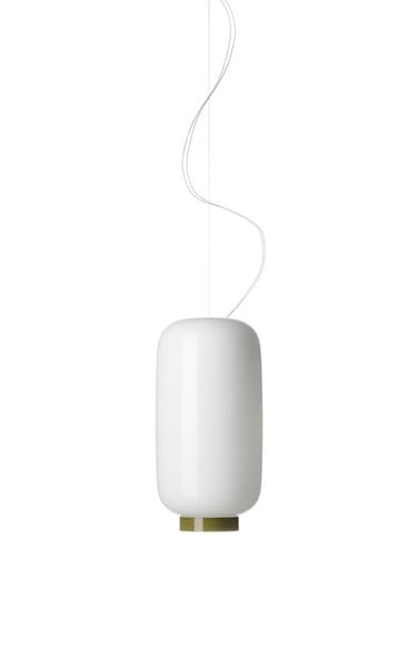 Foscarini Chouchin 2 Mylight E27 (Bluetooth) FO 210072EML04 White / Green