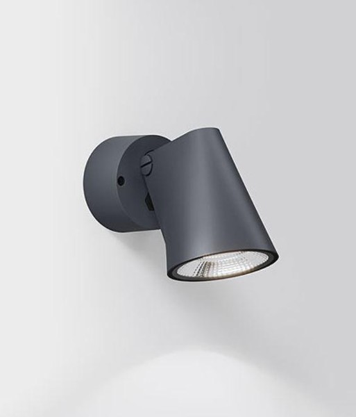 IP44.de Stic Wall or ceiling lamp IP 91760-AN Anthracite