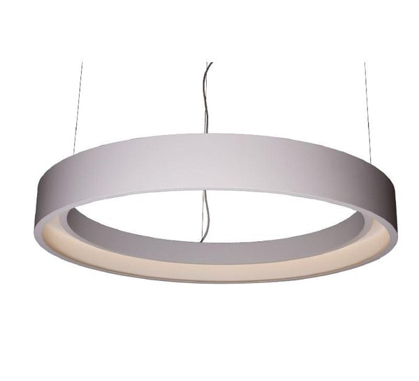 TossB Hoop 600 LED 50W Hanging TO T78H10DWL White